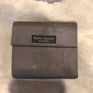Kate Spade ♠️ Early Edition Small Wallet